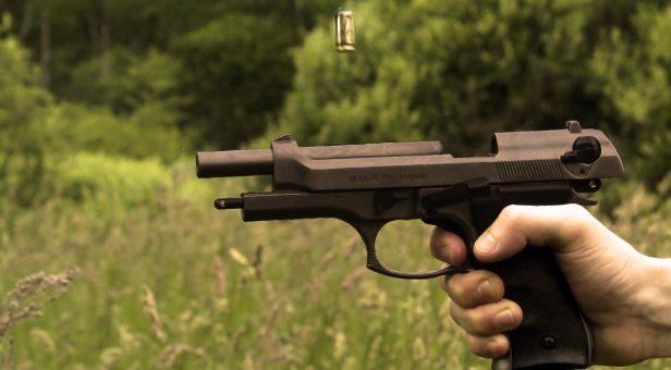 Sportskytte pistol